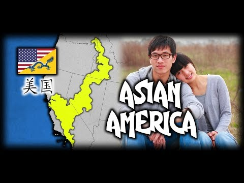 What if East Asian Americans became the Largest Minority in the United States? Alternate History
