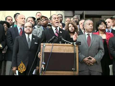 Outcry over Tea Party rally