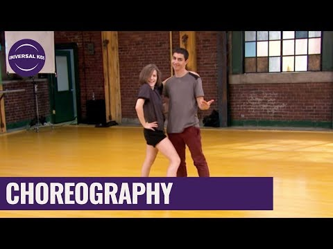 """The Next Step Season 2: James and Riley Solo """"Tied To You"""" 