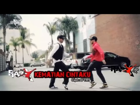 RapX - Kematian Cintaku (Official Music Video)