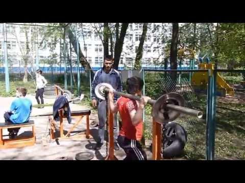 видео: Соревнования по кроссфиту