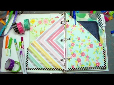 how to make your own planner from scratch