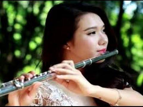 Vietnam bamboo flute Country  Music| Sao Truc