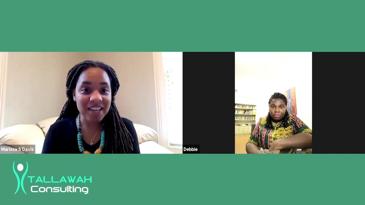 Tallawah Talks S1 | EP 5: A Conversation with Deborah Ahenkorah-Osei Agyekum