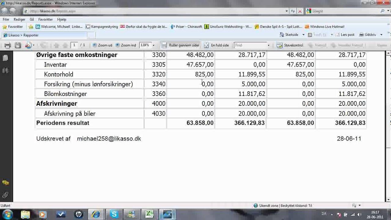 regnskabsprogram freeware