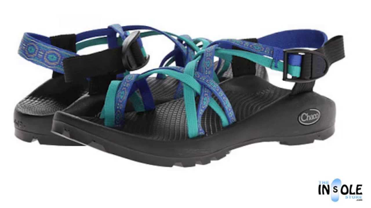 b6946143c4a3 Chaco ZX2 Unaweep Crops Sandals for Women  TheInsoleStore.com - YouTube