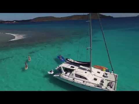Leave Your Worries Behind with Remarkable Nadiya: BVI Crewed Yacht Charters