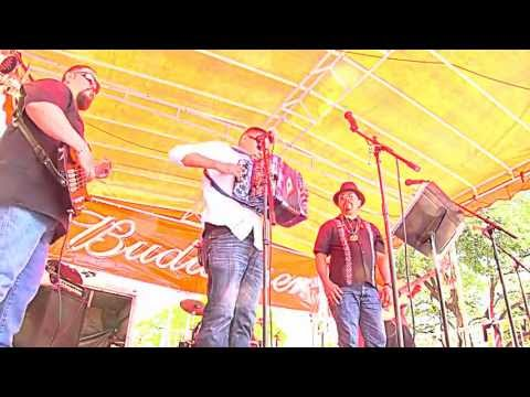 Joey Villanueva Y Su Conjunto @ Fiesta Market Square in San Antonio,Tx​. 2013 - video 3