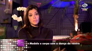 Dança do Ventre com Giselle Kenj no Voce Bonita / Belly Dance on Voce Bonita TV Program - Brasil Thumbnail