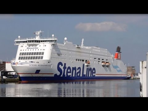 stena line 50 jahre kiel g teborg youtube. Black Bedroom Furniture Sets. Home Design Ideas