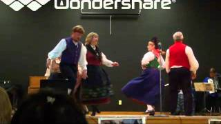 Schottis i Turer (traditional Swedish folk dance)