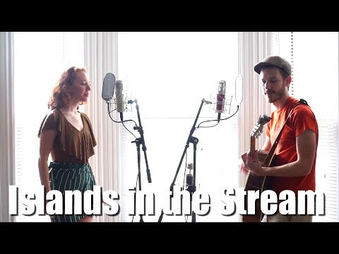 """Islands in the Stream"" - Kenny Rogers and Dolly Parton Cover by The Running Mates"