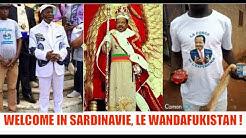Intimidation des Chefs du Sud: Ainsi va la vie en Sardinavie, Le Seul et Unique Wandafukistan!!!