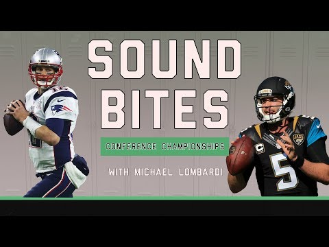 Ringer Sound Bites With Michael Lombardi   NFL Conference Championships   The Ringer