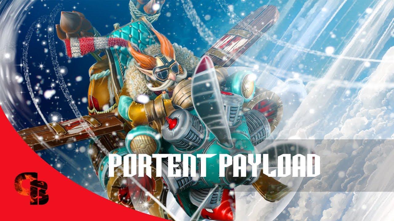 Dota 2 store gyrocopter portent payload youtube for Portent translation