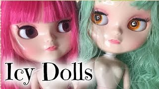 The Difference Between Blythe Dolls and Icy Dolls- Customizing an Icy Doll