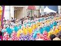 [4K]ほにや 土佐のおきゃく2018 よさこい春の舞 京町商店街