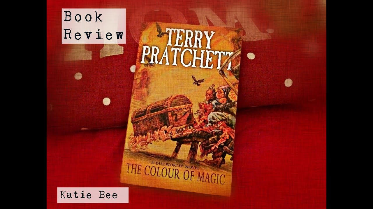 Book Review: The Colour of Magic (Discworld 1) by Terry Pratchett ...