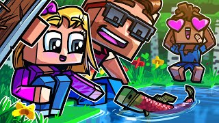 The Minecraft Purge But My Daughter Just Wants To Find Some Fish!