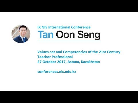 Oon Seng Tan: You are a teacher because you care about learners