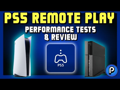 PS5 Remote Play Best Performance Settings & Review