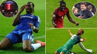 14 голов забитых на последних минутах 2019