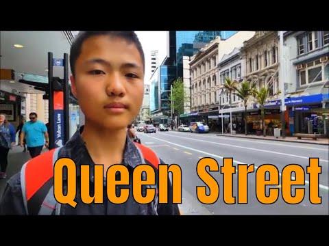 Queen Street, Auckland CBD, New Zealand