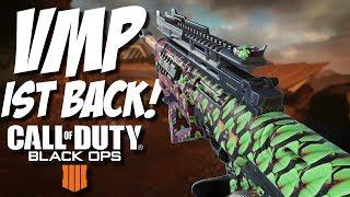 Die VMP ist jetzt in Black Ops 4 - BO4 VMP Gameplay und Update 1.24