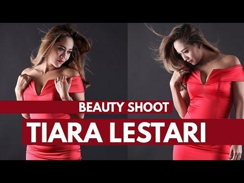 Beauty Shoot Tiara Lestari With KapanLagi.com