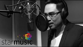 JED MADELA - You Mean The World To Me (Recording Session)