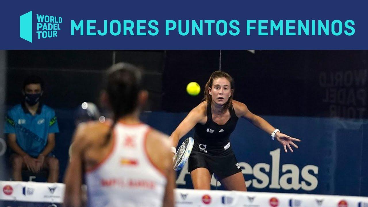 MEJORES PUNTOS FEMENINOS ADESLAS OPEN