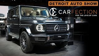 NEW Mercedes-Benz G-Class: Looks The Same, Is Different - Carfection