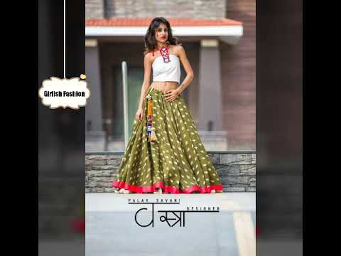 220af0d45 Cotton Skirts _ long Skirts with tops _ Ethnic long skirt - YouTube