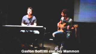 Gaston Soffritti con Jey Mammon