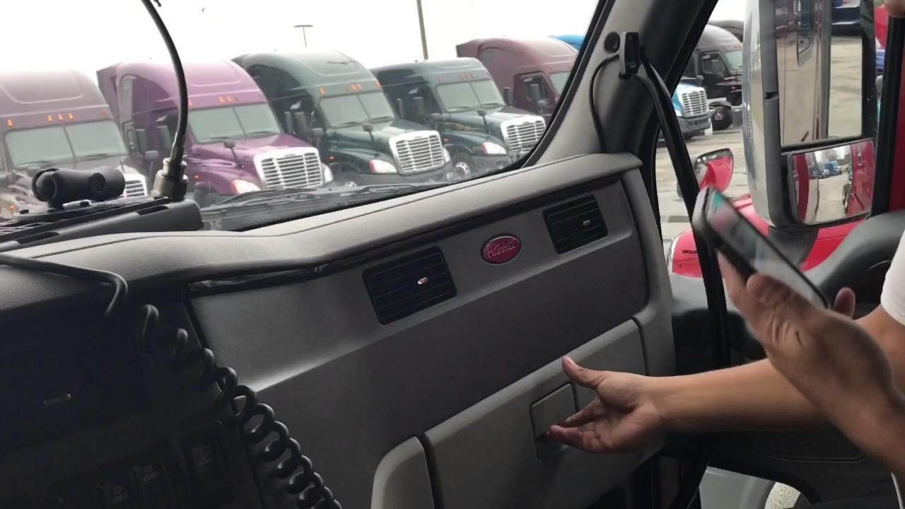 2012 Peterbilt 587 Interior Fuse Box Prime Inc Truck Tour Youtube 1280x720