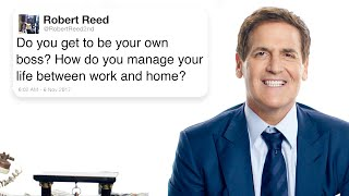 Download Mark Cuban Answers Business Questions From Twitter | Tech Support | WIRED Mp3 and Videos