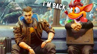 NEW CRASH BANDICOOT 4 LEAKED, CYBERPUNK 2077 PS5/SERIES X UPGRADE DETAILS, & MORE