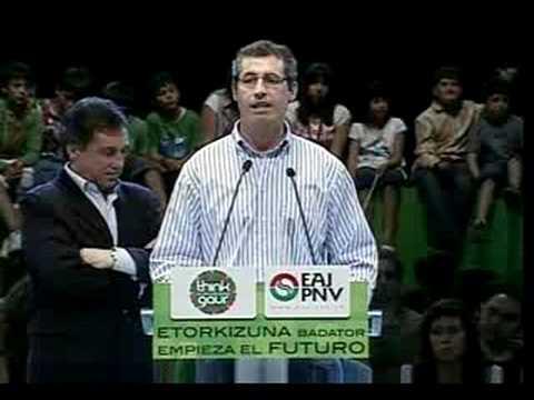 Intervención de Markel Olano en el BEC