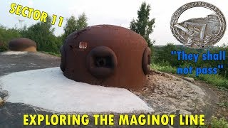 Visiting The Maginot Line Bunkers In My Area