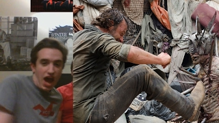 Video The Walking Dead Season 7 Episode 10 New Best Friends LIVE Reaction & Review download MP3, 3GP, MP4, WEBM, AVI, FLV Juni 2017