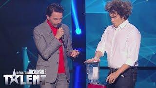 Moulla -  France's Got Talent 2017