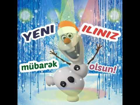 Yeni iliniz mübarek! С Новым годом! Happy New Year!