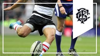 3 unbelievable Barbarians rugby kicks v Fiji