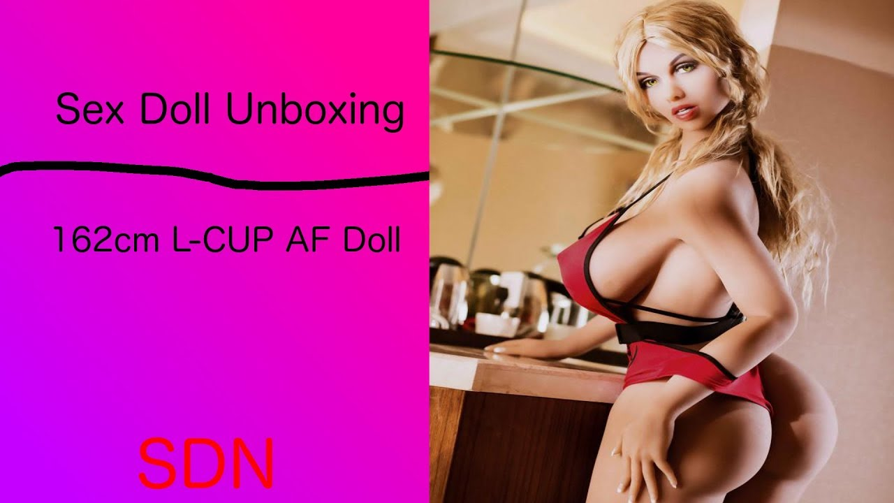 Download Sex Doll Unboxing/Review : Big Ass 162cm L Cup AF Doll Sex doll for cheap $989