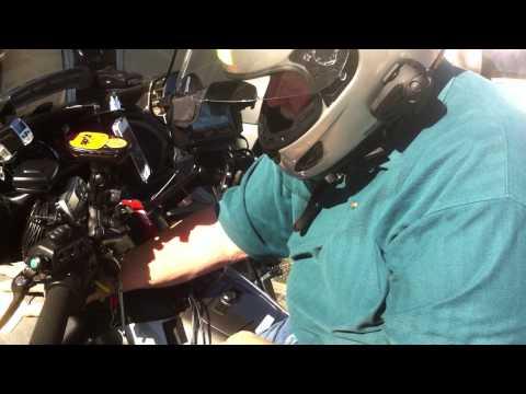 Goldwing Bluetooth Headset YouTube