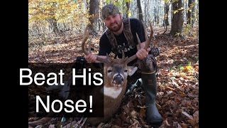 Scent Free Deer Hunting System - Cheap and Easy