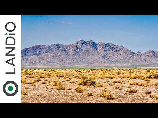 SOLD by LANDiO : Land For Sale in New Mexico : 5.12 Acres with Road Frontage Bordering Public Land