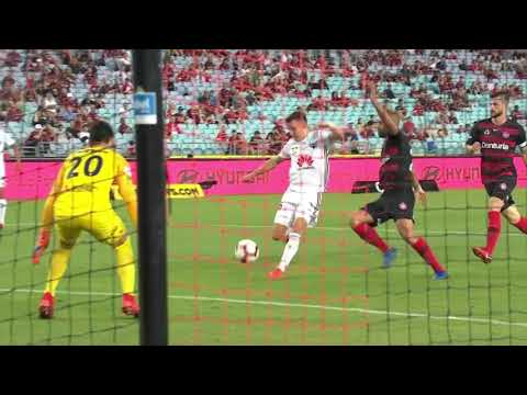 Western Sydney Wanderers vs Wellington Phoenix 2-3 All Goals & Highlights 8.01.2019