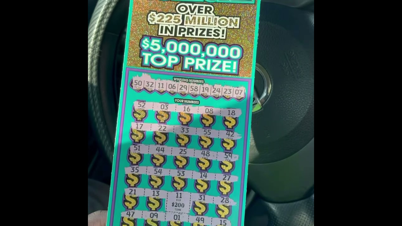 💥Found A Good One! 💥 $5 Million Fortune 💵 Texas Lottery Ticket #Shorts