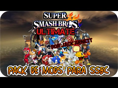 [ACTUALIZADO] Pack de mods para Super Smash Bros Crusade 8.4